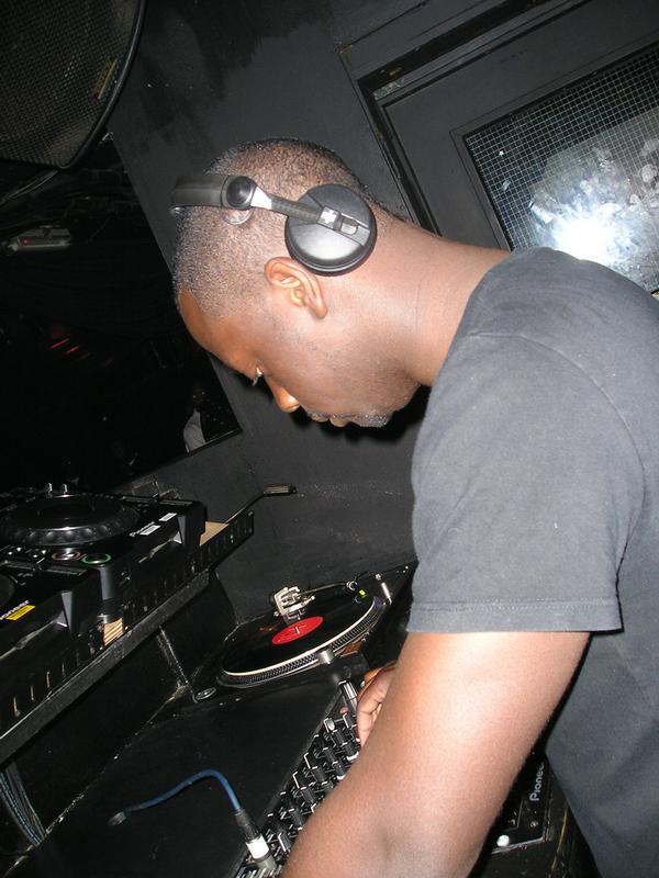 DJ/Producer MA-1