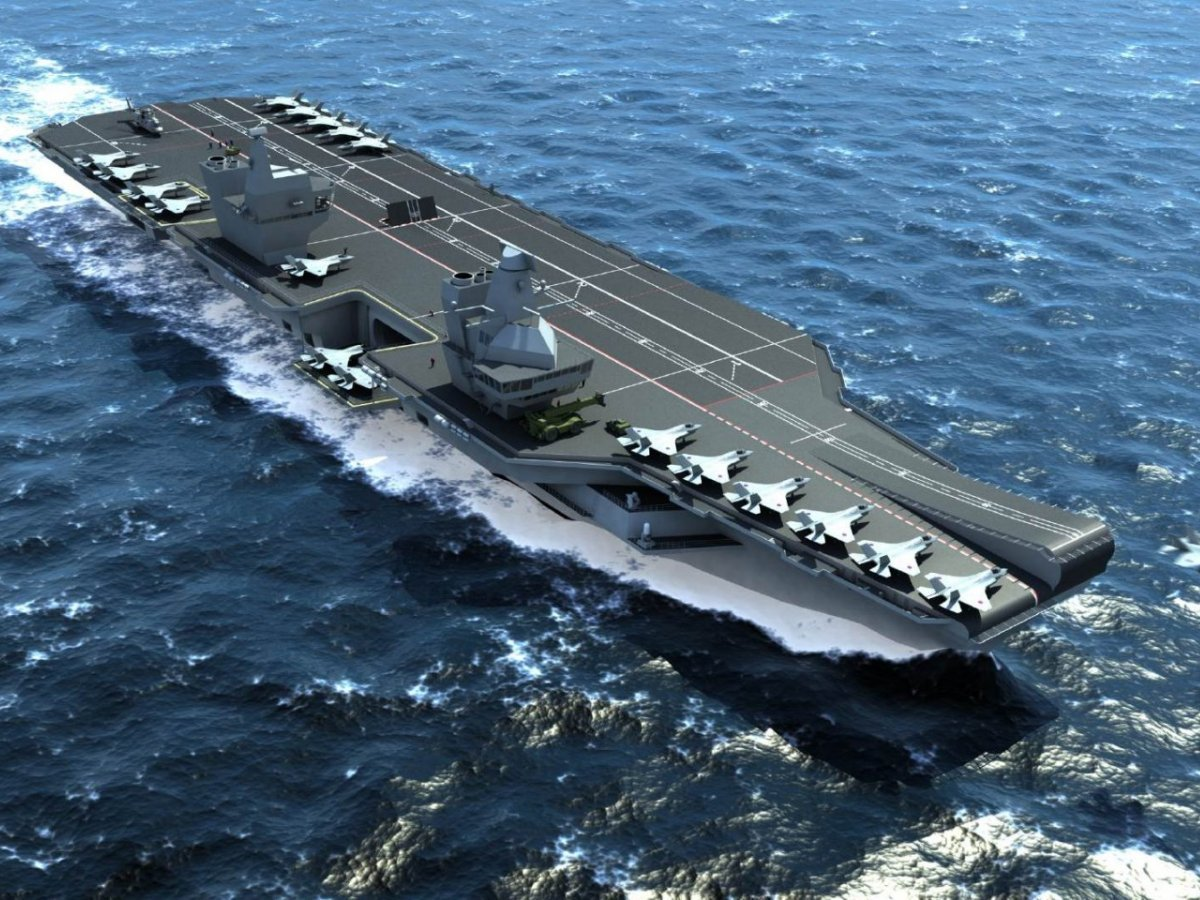 How Many Aircraft Carriers