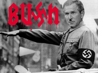 bush family nazi connections