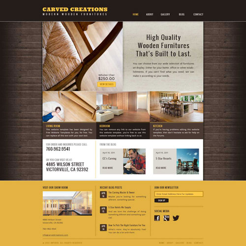 woodworking website