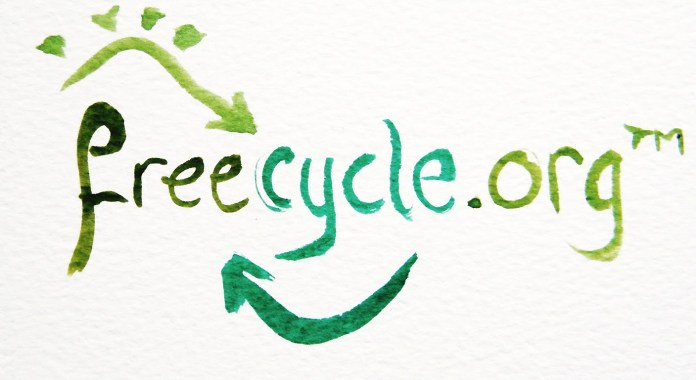 Image result for Freecycle