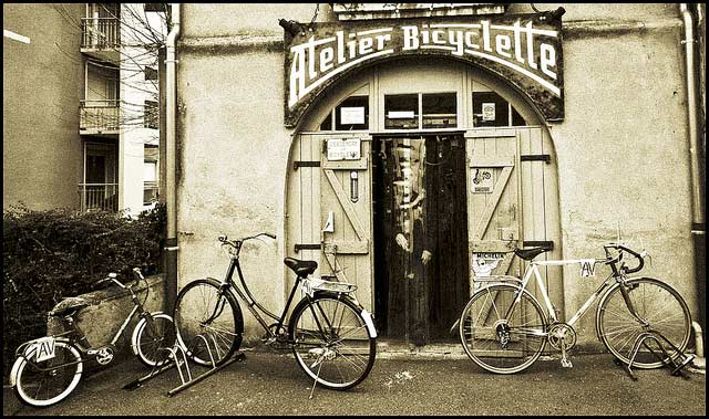 Why I Don T Shop At My Local Bike Shop Freewheeling France