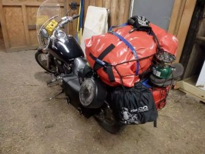 Motorcycle to South America – And We're Off!