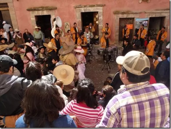 real de catorce stree music
