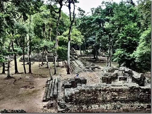 Copan Ruin Ruinas Honduras 9