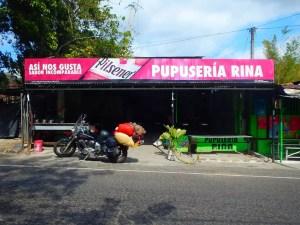 Five Days Motorcycling El Salvador