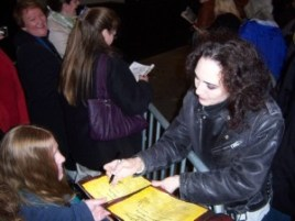 I meet Bebe Neuwirth