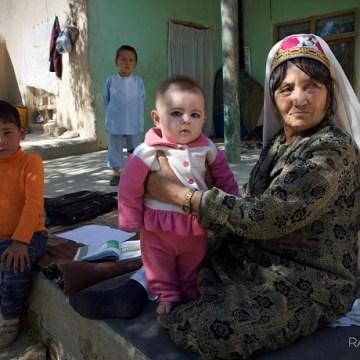 Rada Akbar-Afghan-Mother-Afghanistan