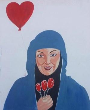 Afghan Women- Mazar-e-Sharif