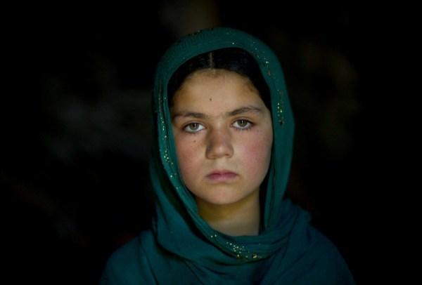 Afghanistan-Women-Afghan-Women-Poetry-Girl-Child