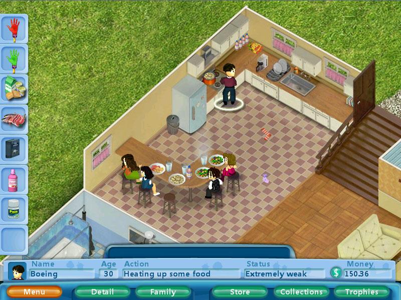 Home flight simulator room for Room decoration simulator free