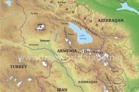 armenia map » ..:: Edi Maps ::.. | Full HD Maps