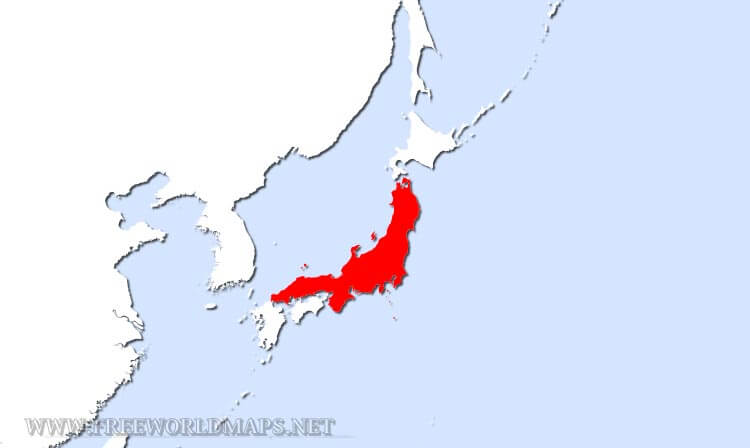 ... Of Asia Map With Physical Features Printable Physical Map Of India  Unlabelled South Asia Physical X Physical Features Of Japan HubPages Mount  Kita