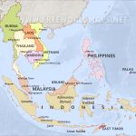 Southeast Asia By Freeworldmaps Net