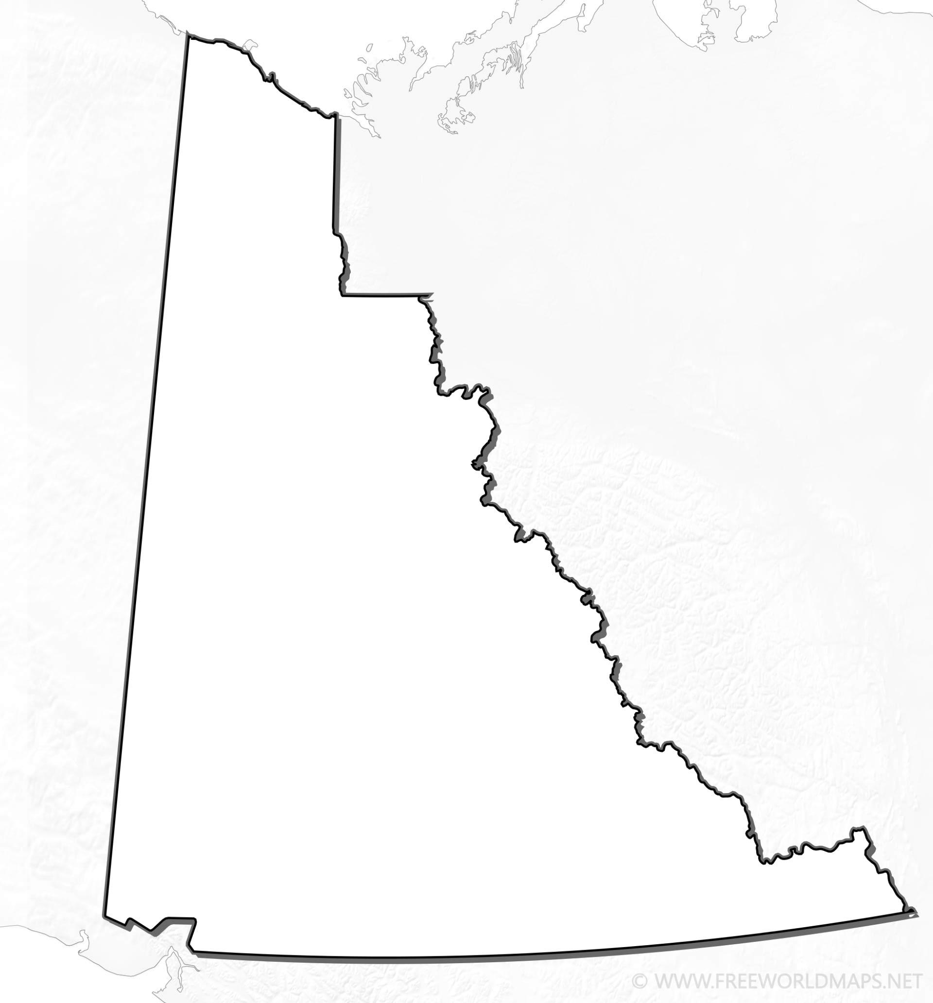 Yukon Maps