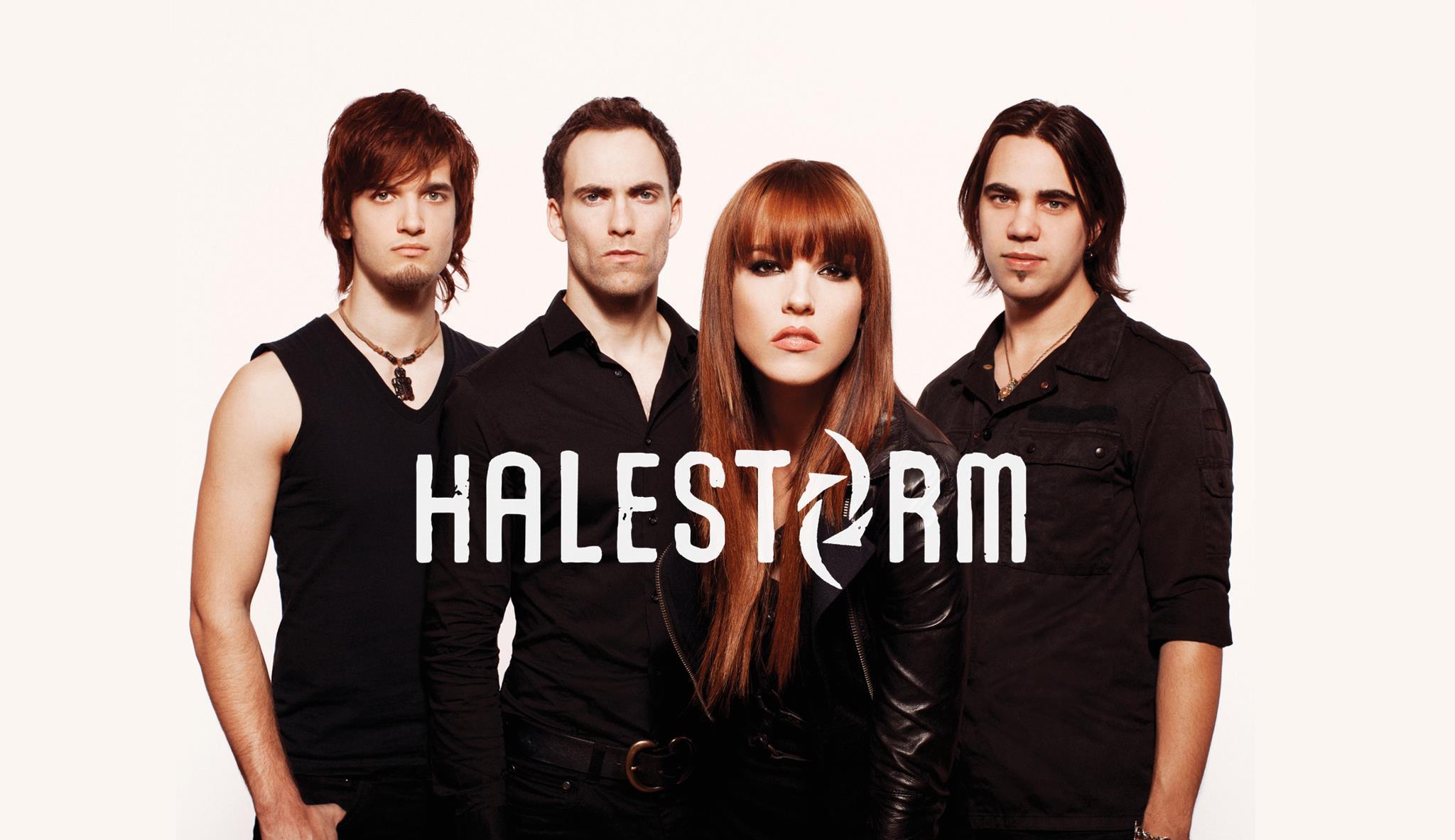 Halestorm Band