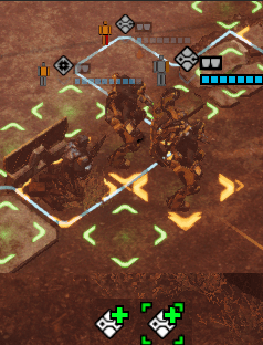 Healing target confusion? (Phoenix Point)