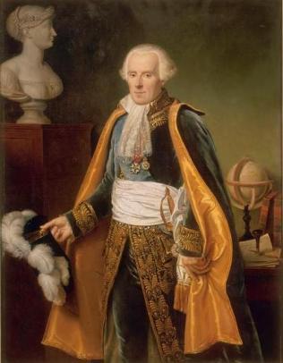 Pierre Simon Marquis de Laplace