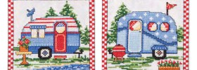 free camp cross stitch patterns