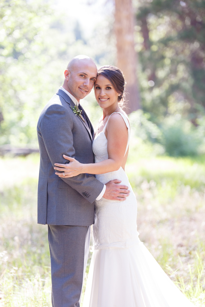 7.2.17 Lauren & Billy DeKom // Yosemite Wedding // Katie May Monaco Gown & Jos. A. Bank Custom Suit - photo by Steve Dutcher Photography