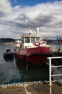 Navi al porto
