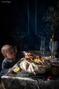Fregosi Lisa Photography foto food, la pavlova originale