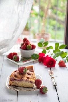 Torta-morbida-con-kefir-fragole-3
