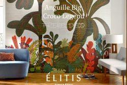 Anguille Big Croco Legend de chez Elitis