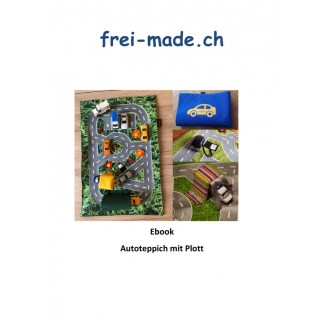 Gewerbelizenz - Autoteppich to go Ebook
