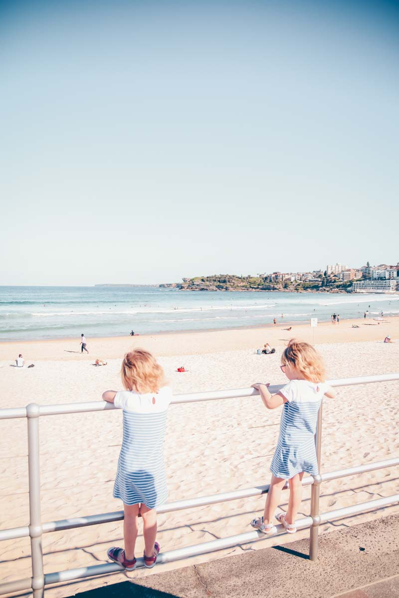 Singapore & Sydney with kids