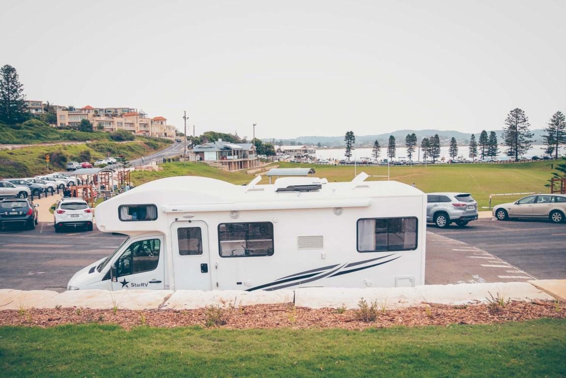 Camping mit Kids in Australien