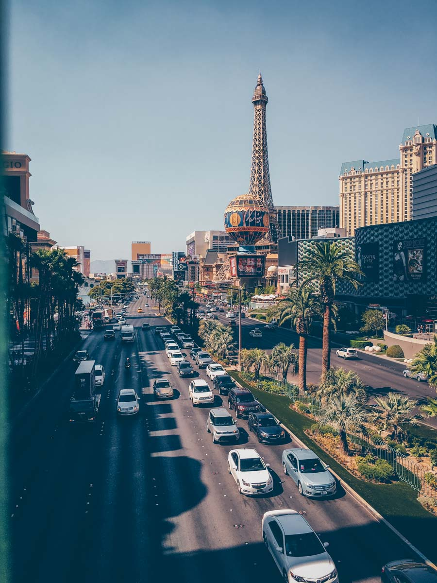 Los Angeles and Las Vegas with kids