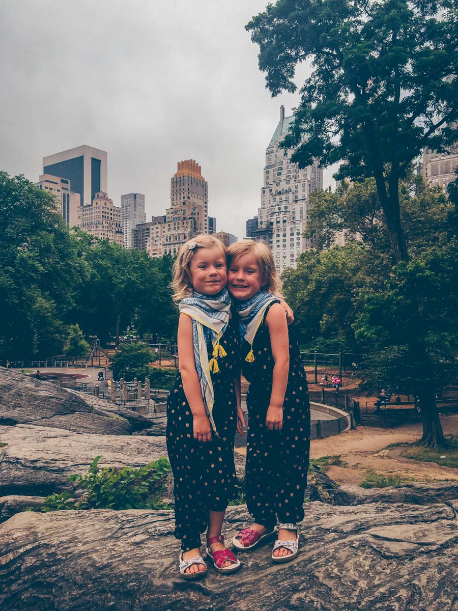 New York with kids