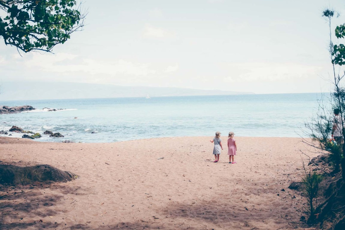 Maui Fun with kids