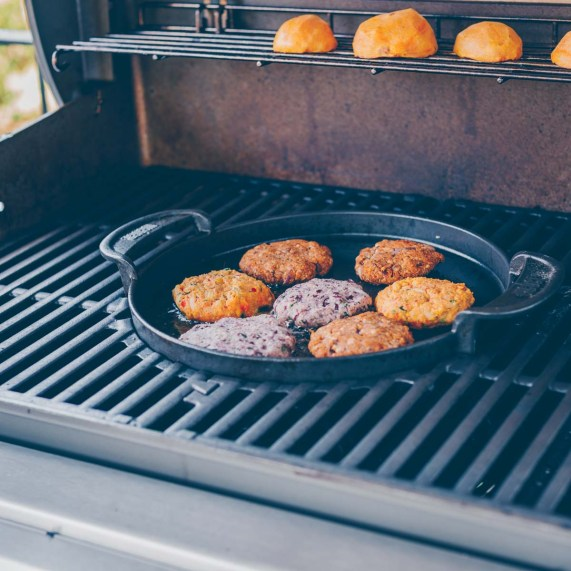 Weber Grill Pfanne BBQ System