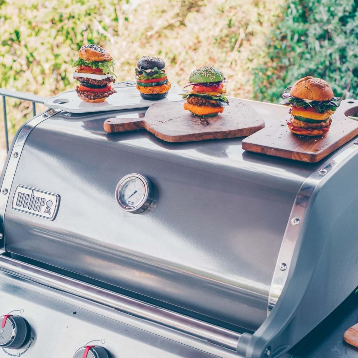 Weber Grill Genesis® II E-310 GBS – Gasgrill
