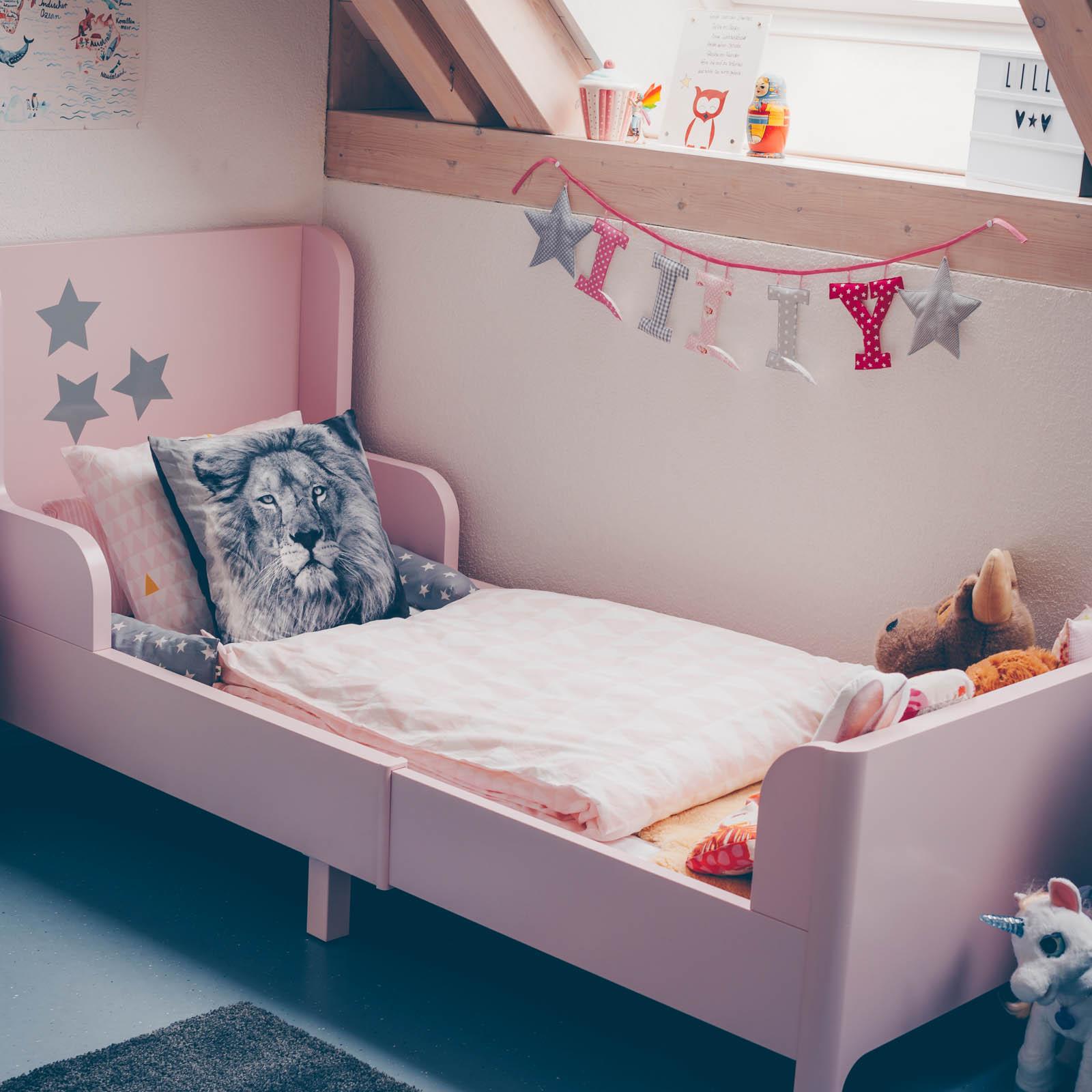 Umgestaltung Kinderzimmer