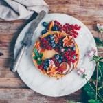 Der perfekte vegane Käsekuchen – mit Seidentofu