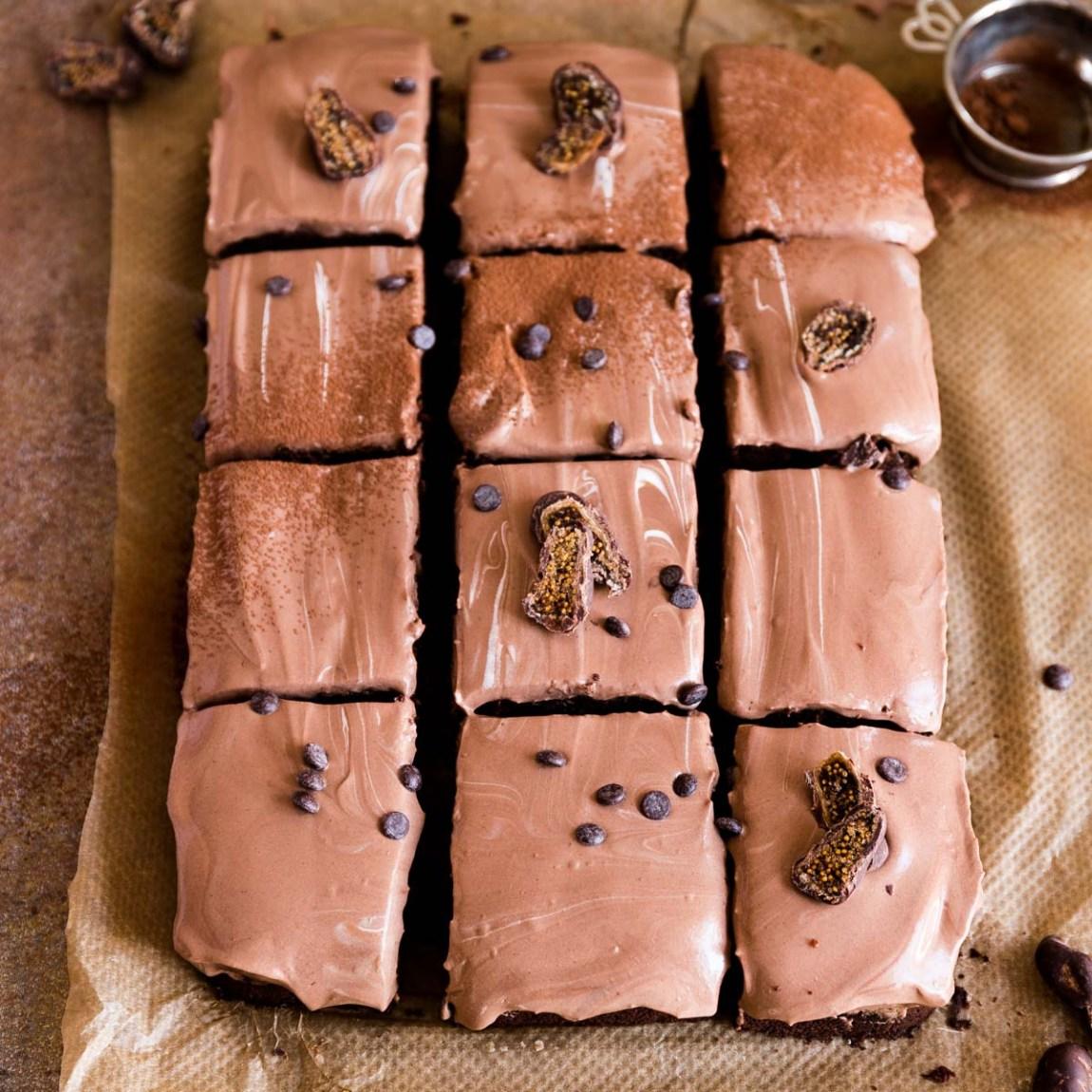 Chai Brownies