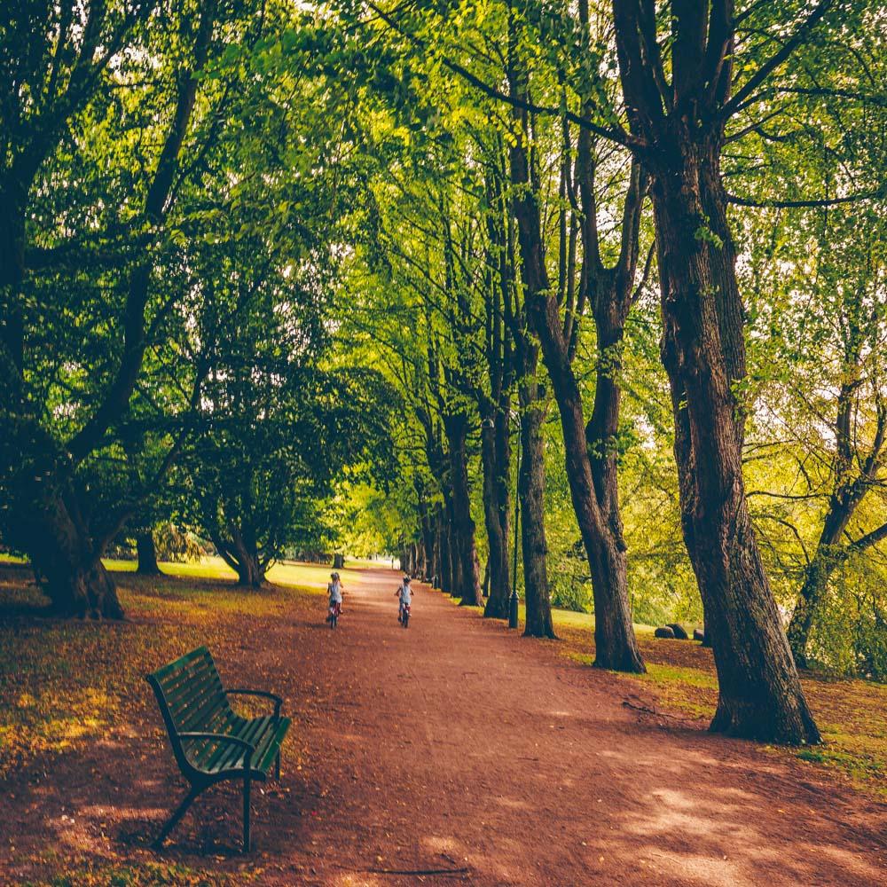 Ein Guide für Malmö – Schlosspark
