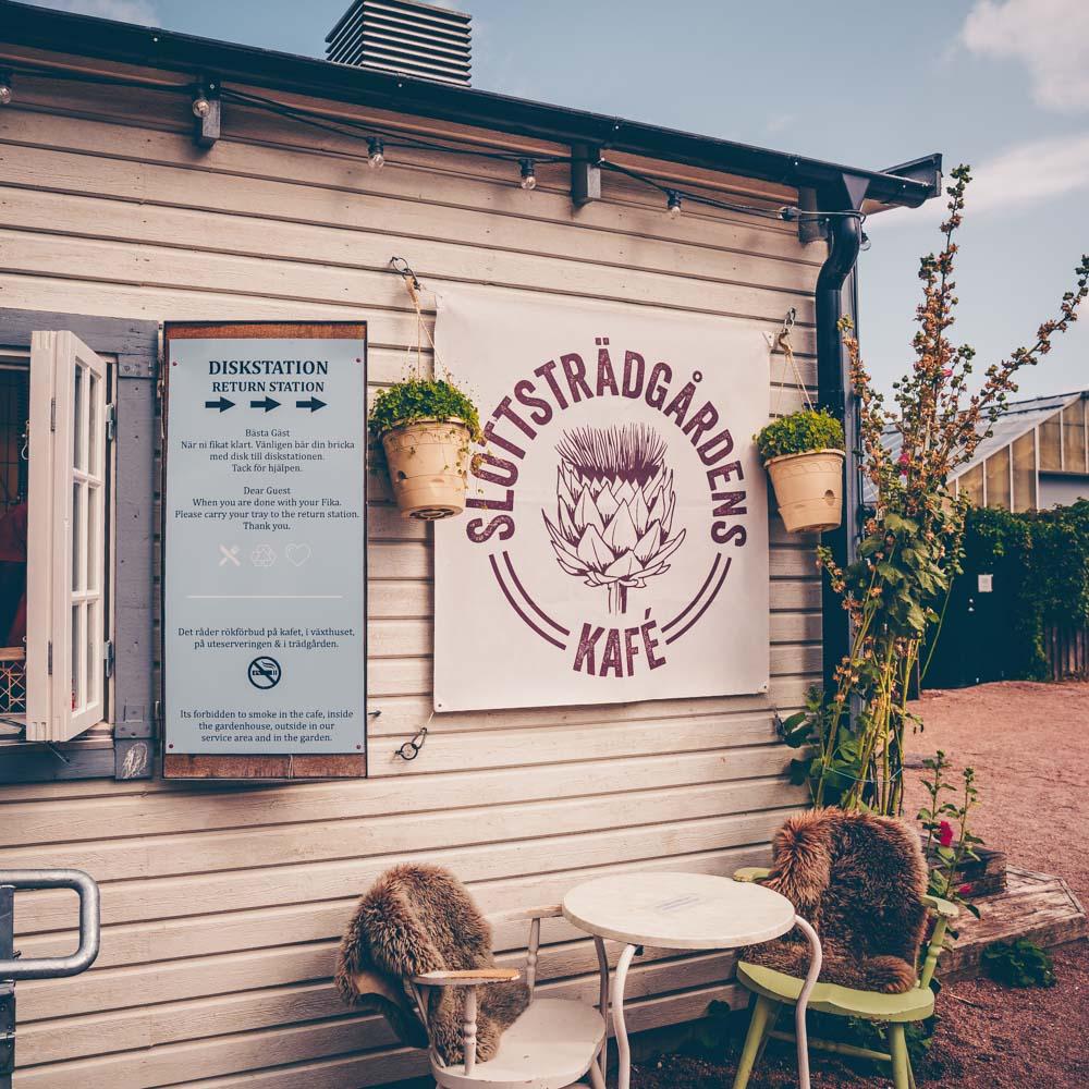 Ein Guide für Malmö – Schlossgarten