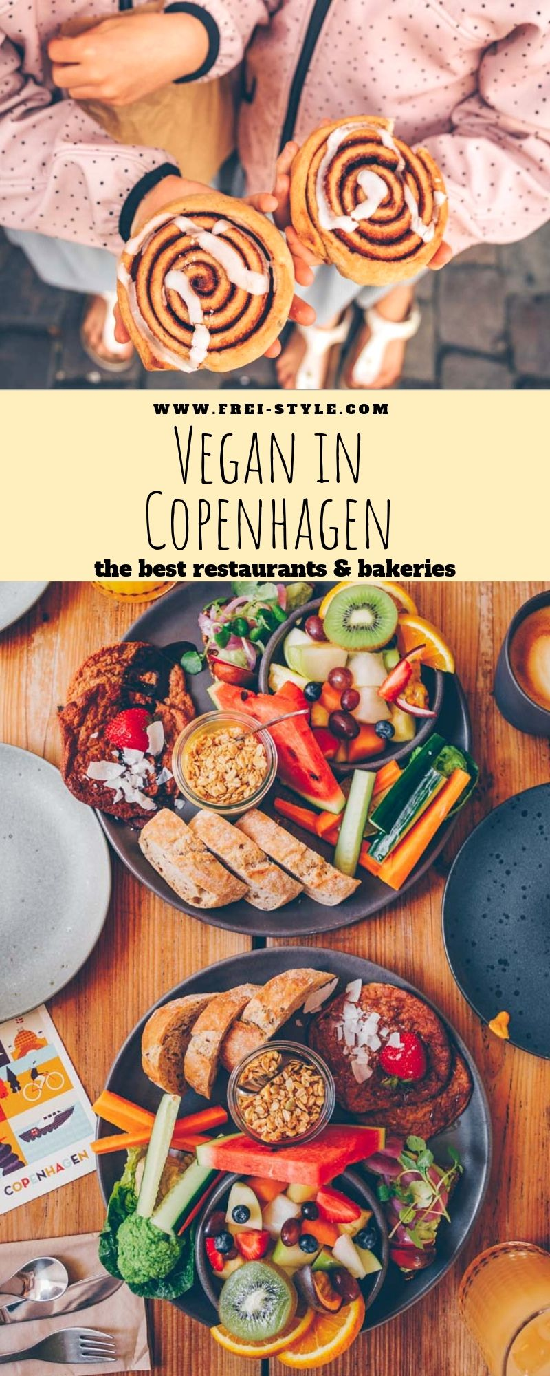 Vegan in Copenhagen