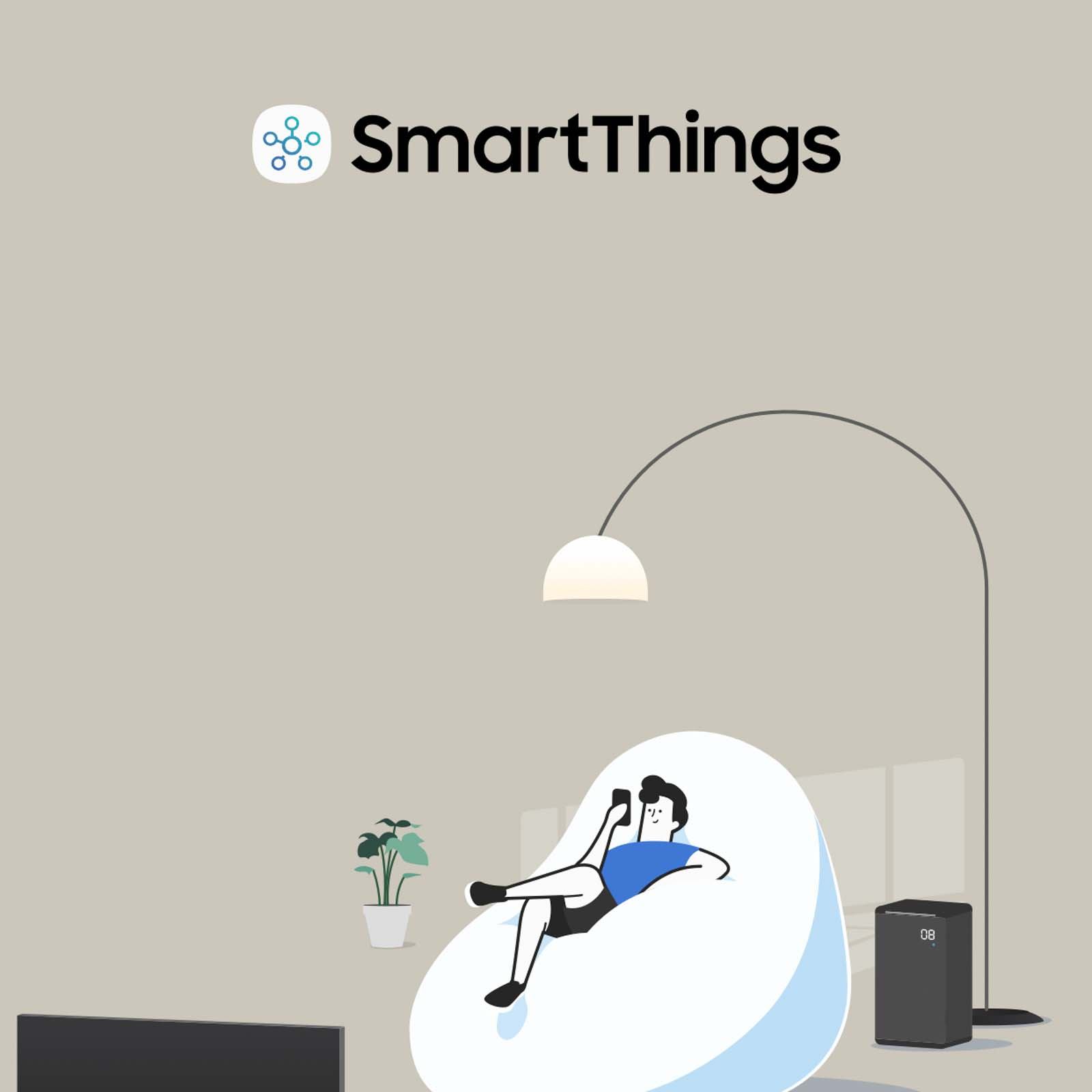 SmartThings-App