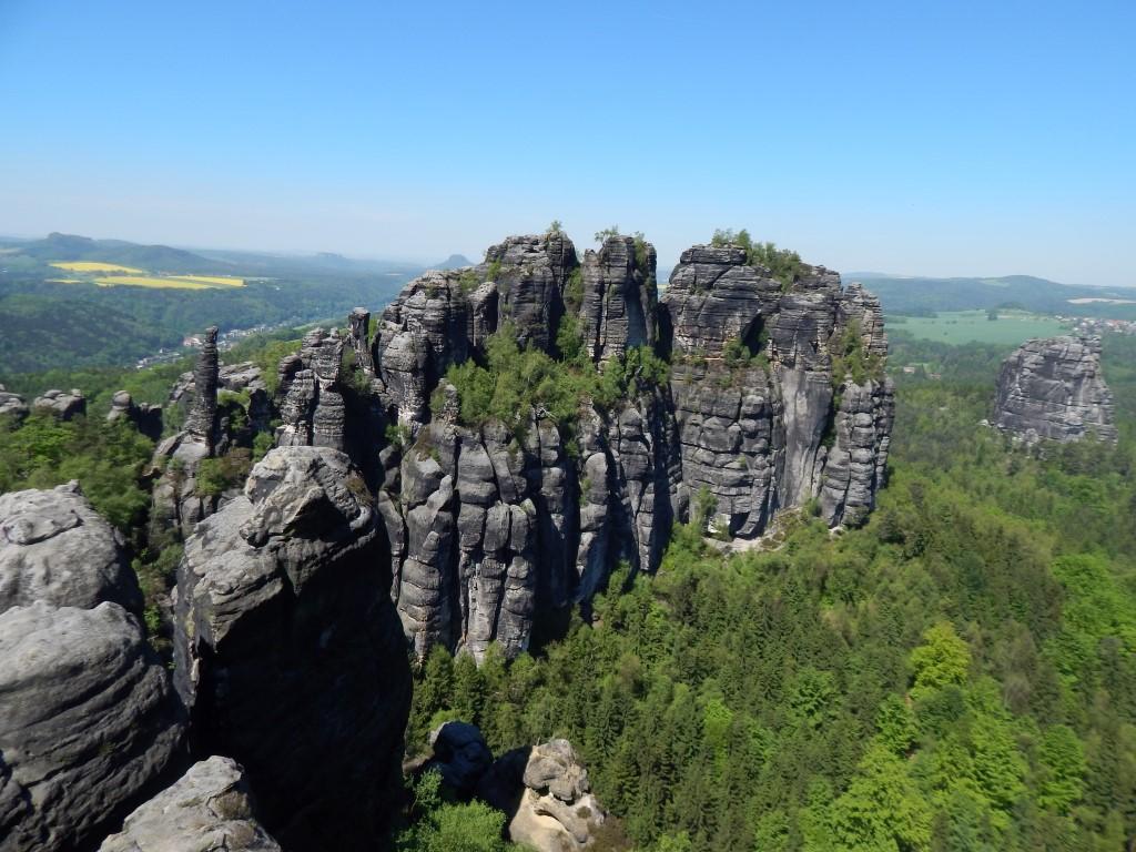 Elbsandsteingebirge Wanderung - Die Sächsische Schweiz in ihrer schönsten Wandervielfalt