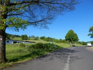 Jossataler Höhentour Mountanbike Rundtour Spessart