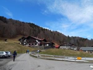 Söllereck - Sattelkopf - Hochleite - Schwand - Freibergsee