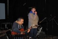Daniel Osorio und Amei Scheib