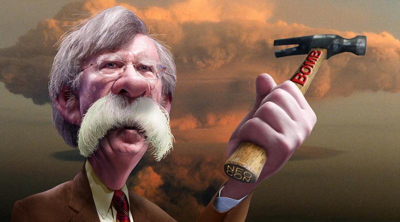 Nach Ausstieg aus Atomabkommen: John Boltons blutige Pläne für den Iran