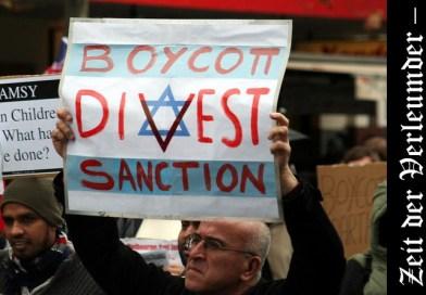 Deutsche Zionisten wollen Maulkorb für Friedensaktivisten