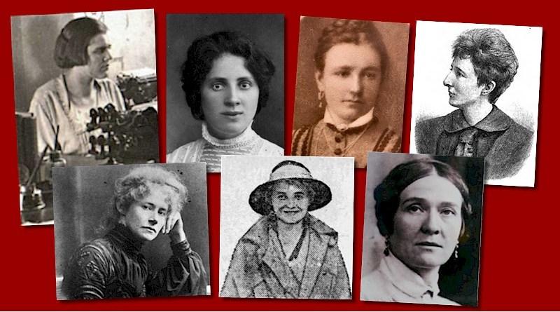 Frauen in der Bayerischen Revolution und Räterepublik von 1918/19